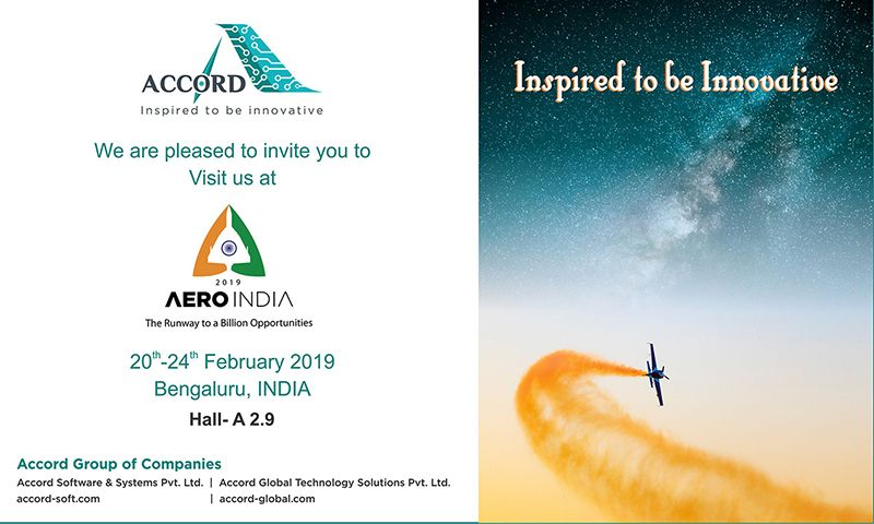 Accord_AEROINDIA_2019